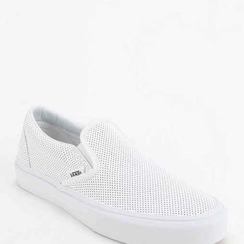 Vans Perforated Leather