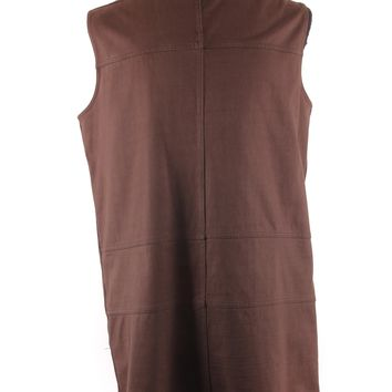 Rick Owens Structured Sleeveless Top
