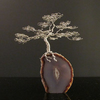 Bonsai Wire Art Tree Sculpture