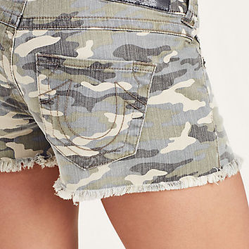 KEIRA LOW RISE WOMENS SHORT