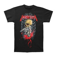 Metallica Men's  T-shirt Black