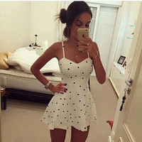 New Fashion Womens Summer Bandage Bodycon Evening Sexy Party Cocktail Mini Dress