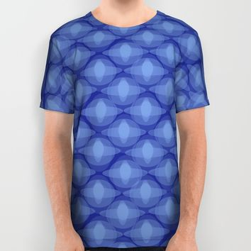 MONOCHROME PATTERN All Over Print Shirt by IN LIMBO ART | Society6