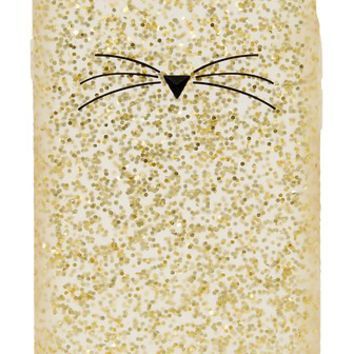 Glitter Cat iPhone 6 / 6s Case