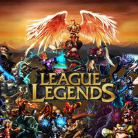League of Legends Video Game Poster 11x17