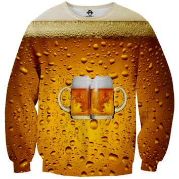 Beer Cheers Sweater