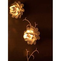 Art et Floritude Nymphea 2 Wall Sconce
