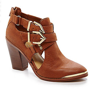 Gianni Bini Murphee Cutout Booties | Dillards.com