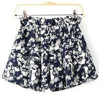 Essential Floral Culottes