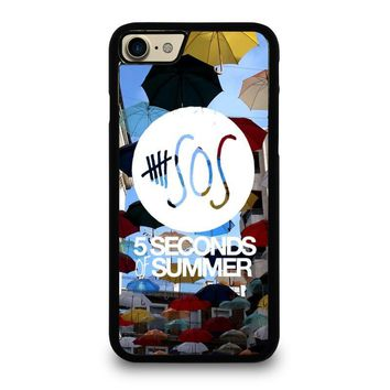 5 SECONDS OF SUMMER 4 5SOS iPhone 7 Plus Case Cover