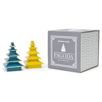 Jonathan Adler Pagoda Salt & Pepper Shakers