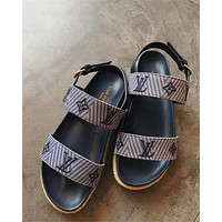Louis Vuitton Lv Fashion Casual Sandal #1964