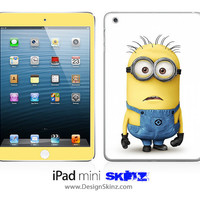 New iPad Mini Skin Despicable Me Minions 6 LONG LASTING Decal