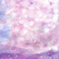300CM*200CM(about 10ft*6.5ft) fundo Butterflies flying colors3D baby photography backdrop background LK 1850
