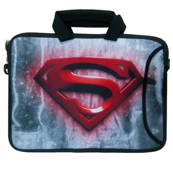 Superman Laptop Sleeves