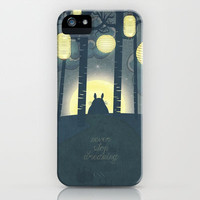 Totoro ' s Dream  iPhone Case by Belle13 | Society6