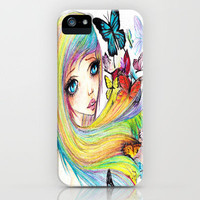 Butterflies iPhone Case by Krista Rae | Society6