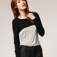 ASOS | ASOS Super Cropped Sweater at ASOS