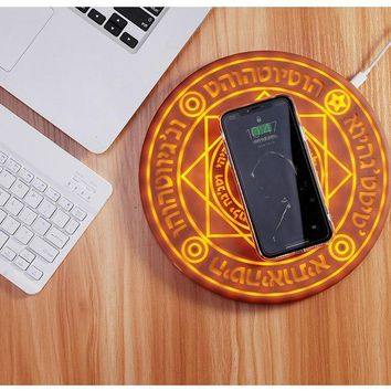 10W Magic Array Wireless Phone Charger
