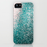 Ombre Splash iPhone Case by TheLeb