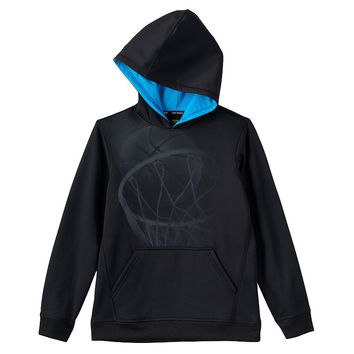 Tek Gear Graphic Performance Fleece Hoodie - Boys 8-20, Size: