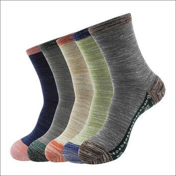 Fashion Pattern Design Men's Socks Winter Cotton Socks for Men Casual Socks High Quality Jacquard Men Socks