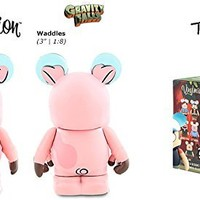 Waddles - Vinylmation Gravity Falls Series 3'' Collectible Figure