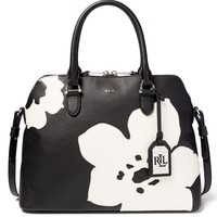 Lauren Ralph Lauren Harrington Dome Satchel | Dillards