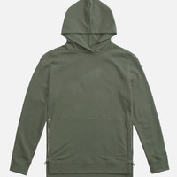 Hooded Villain / Olive