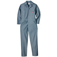 Fisher Stripe Cotton Coveralls - Dickies - Coveralls & Overalls - Dickies Workwear