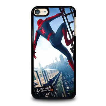 SPIDERMAN HOMECOMING iPod Touch 6 Case Cover