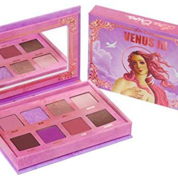 Lime Crime Venus III Eyeshadow Palette. 8 Full Sized Matte and Metallic Eyeshadows