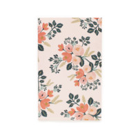 rifle paper co. | botanical rose notepad with pocket