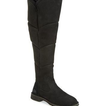 UGG? 'Sibley' Over the Knee Water Resistant Boot (Women) | Nordstrom