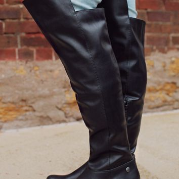 The Classic Rider Boot
