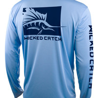 Jaco Sailfish II PTP Fishing Shirt - CB/N