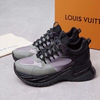 Louis Vuitton women's casual shoes and sports shoes