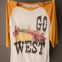 "Gina ""Go West"" Tee"