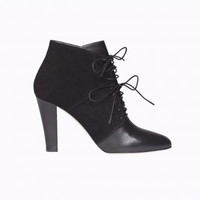 Home :: Woman :: Shoes :: Ankle boots :: Boss Lady Black High Heel