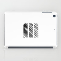 M Strokes iPad Case by Matt Irving