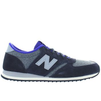 CREYONIG New Balance 420 Winter - Outer Space Spectral Suede/Jersey Running Sneaker