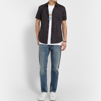 A.P.C. - Printed Cotton-Jersey T-Shirt | MR PORTER
