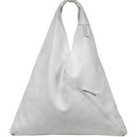 Mm6 By Maison Martin Margiela Large Leather Bag - Mm6 By Maison Martin Margiela Handbags Women - thecorner.com