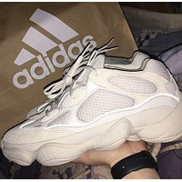 Adidas Yeezy Boost 500 Classic Popular Women Men Casual Sneakers Sport Running Shoes