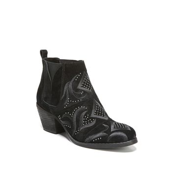 FergieWomen's Lexy Embroidered Ankle Boot