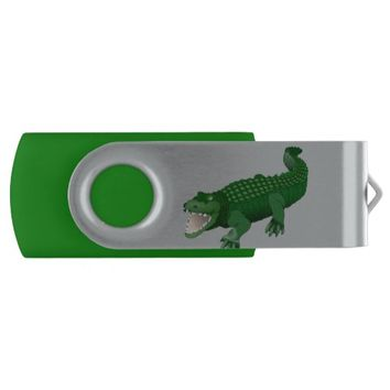 Crocodile USB Flash Drive
