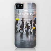 Seattle iPhone Case by Bronson Sneling | Society6