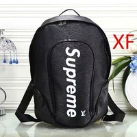 DCCKI2G Louis Vuitton x Supreme Fashion Shoulder Bag Bookbag Backpack