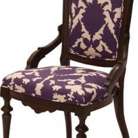 One Kings Lane - Trove Decor - Victorian Parlor Chair