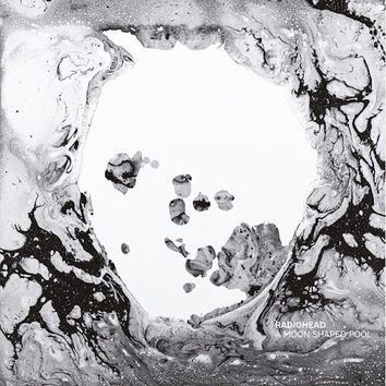 Radiohead: A Moon Shaped Pool (Colored Vinyl) Vinyl 2LP